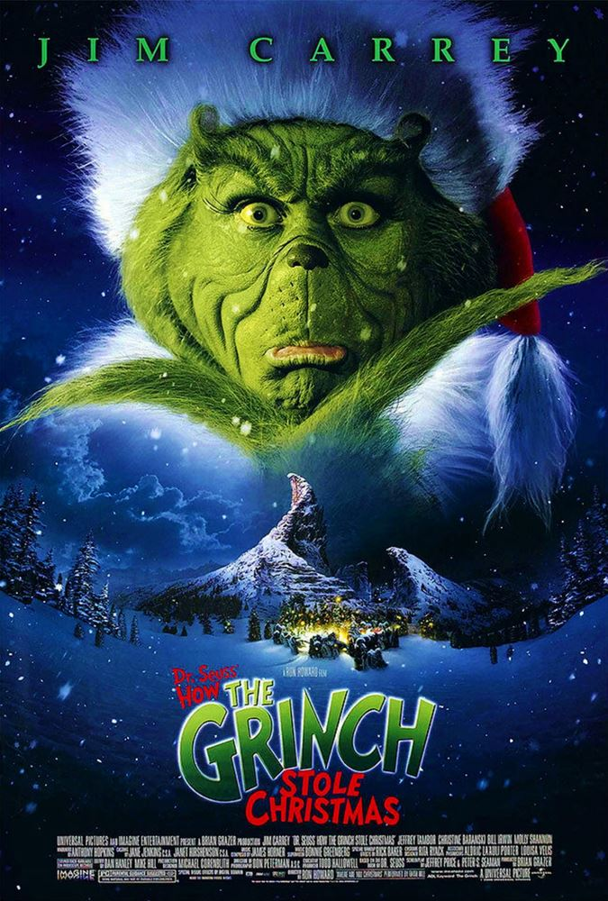 How the Grinch Stole Christmas Opens in new window