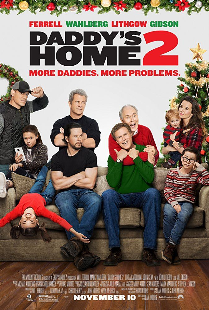 Daddys Home 2 Opens in new window