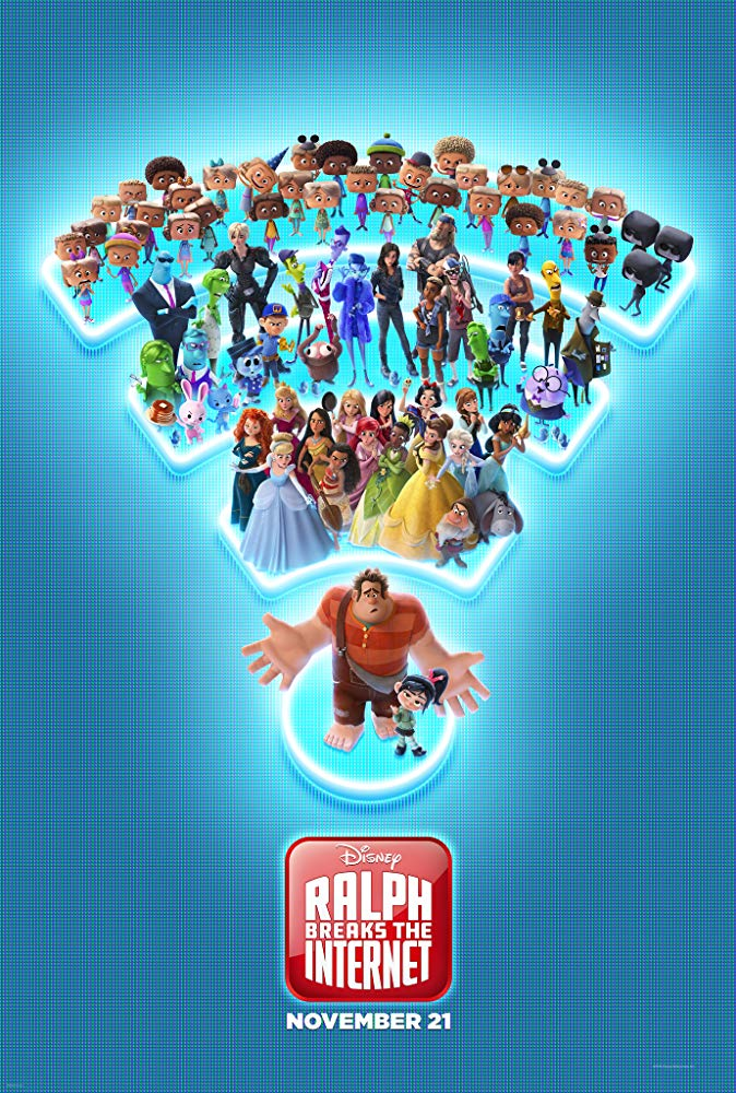 Ralph Breaks the Internet Opens in new window