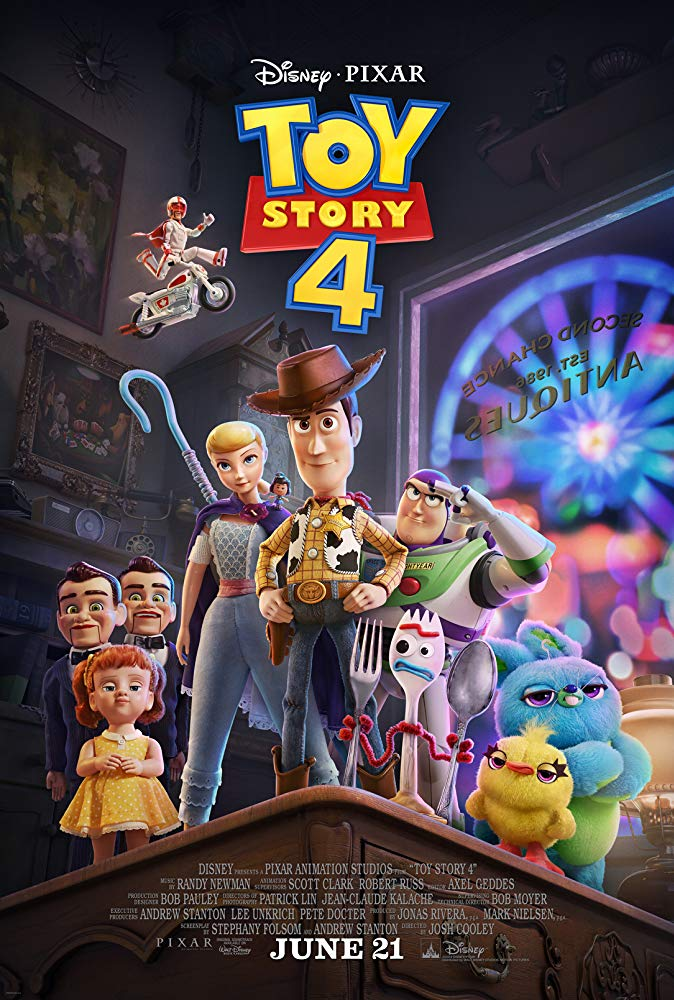 Toy Story 4 Opens in new window